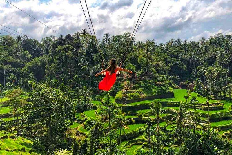 Bali Swing Tegalalng