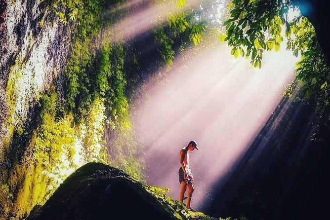 Bali Tukad Cepung Waterfall
