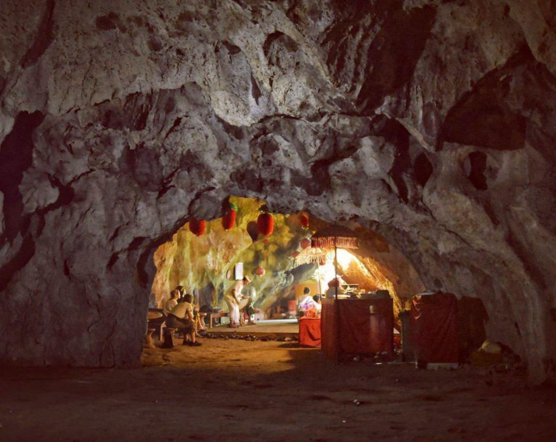 Goa Putri Cave