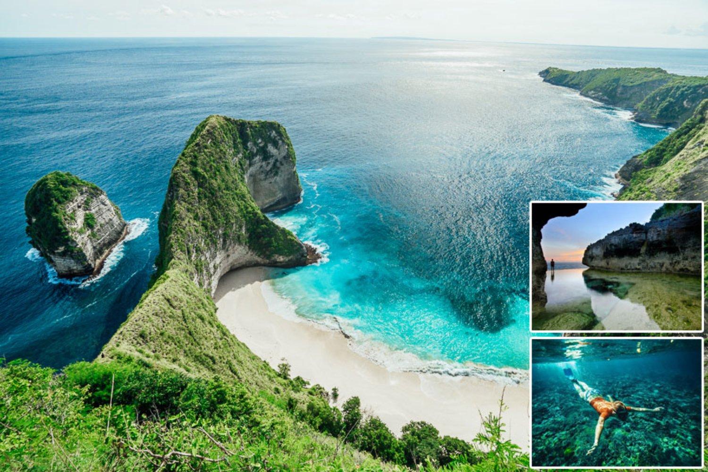 Nusa Penida Day Tour Trip