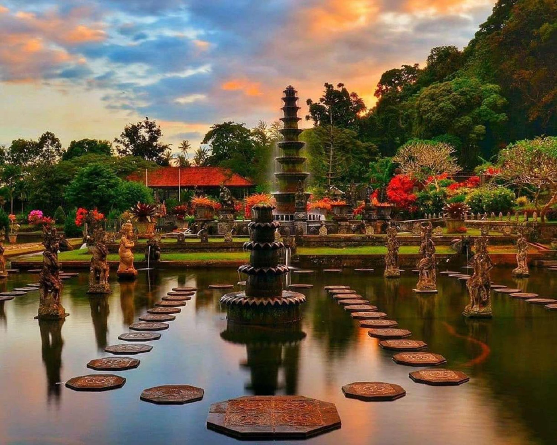 Tirta Gangga Water Palace - Bali